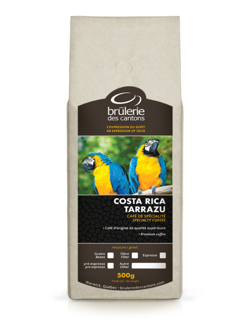 Café Costa Rica Tarrazu Brûlerie Des Cantons / café espresso ou café filtre