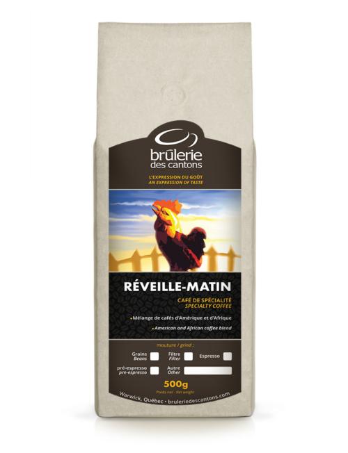 Mélange de café Reveil Matin