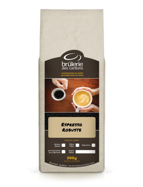 Café Espresso Robuste
